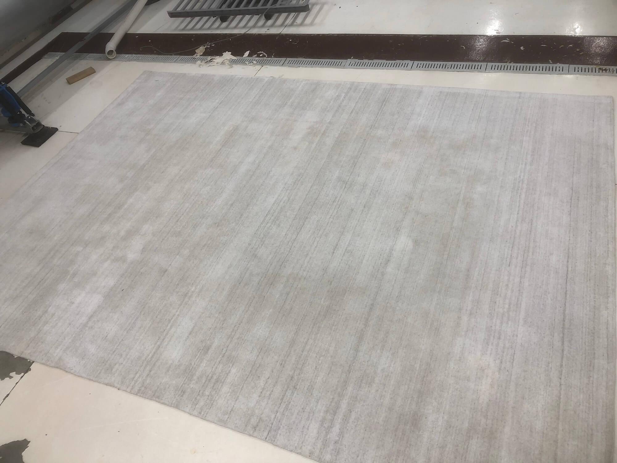 Chem-Dry Cleaned Rug