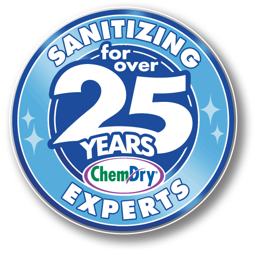 sanitizing for over 25 years